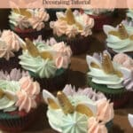 Enchanted Unicorn Cupcake Decorating Tutorial