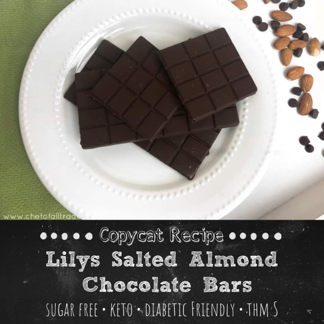 featured Image chocolate bars on a white plate